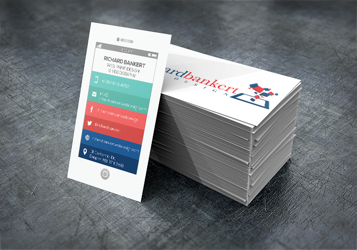 richard-bankert-web-design-business-cards